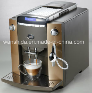 Java Coffee Machine at Canton Fair