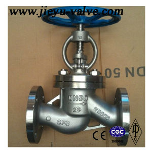Stainless Steel CF8 Flange Globe Valve pictures & photos