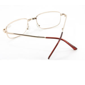 High Quality Metal Foldaway Reading Glasses with Case pictures & photos