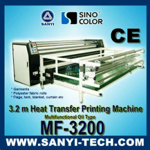 3.2 M Heat Transfer Machine, Mf-3200 for Textile, Multifunctional Oil Type pictures & photos