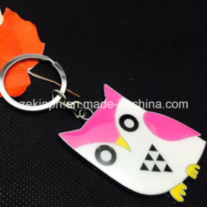 Custom Made Owl Shape Cute Keychain for Promotion pictures & photos