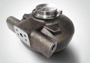 Casting Cap Hydraulic Parts pictures & photos