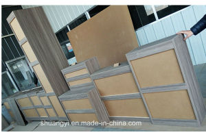 Custom Wholesale Factory Cheap Modern Kitchen Cabinet Set pictures & photos