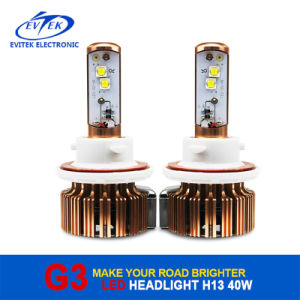 40W 3600lm G3 H13 CREE LED Headlight for Car Truck pictures & photos
