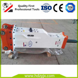 Cost Effective Hydraulic Rock Breaker for Excavator pictures & photos