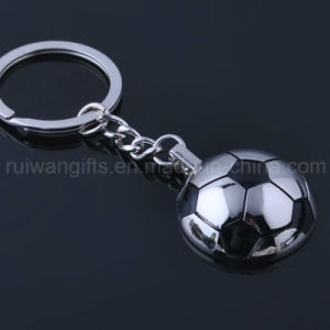 Wholesale Football Metal Keychain (MKC102) pictures & photos