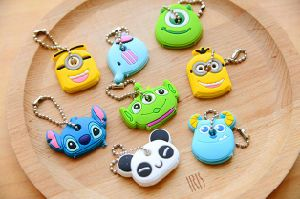 2016 Popularly Custom Cheap Silicone PVC Keychains pictures & photos
