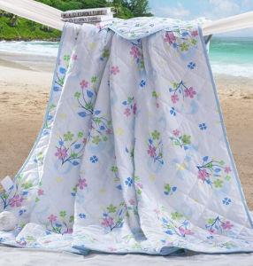 100% Cotton Comforter Summer Quilt (T147) pictures & photos