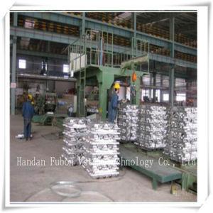 High Purity Aluminum Ingots Aluminum Alloy Ingot A356 pictures & photos