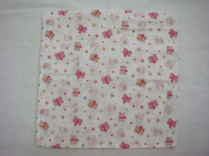 High Quality Wholesale Reusable Muslin Baby Blanket pictures & photos