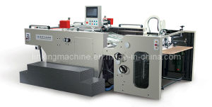 Auto Stop Cylinder Silk Screen Printing Machine/Printer pictures & photos