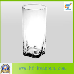 High Quality Good Price Glass Cup Elegant Drinking Glassware Kb-Hn083 pictures & photos