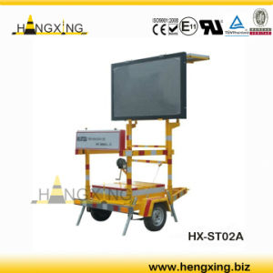 Solar Signal Trailer/Solar Message Trailer (HX-ST02A)