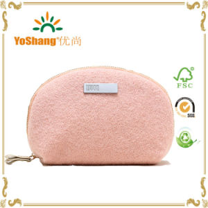Small Portable Fashion Felt Cosmetic Bag pictures & photos