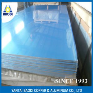 Aluminum Sheet 3003 with PVC Film for Curtain Wall pictures & photos