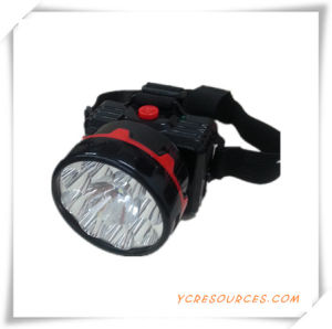 Rechargeable LED Head Lamp for Promotion (OS15005) pictures & photos