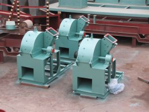 Hot Sell Bogen Brand Wood Crusher pictures & photos