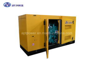 Soundproof 165kw 206kVA Doosan Diesel Engine Generator, Most Efficient pictures & photos