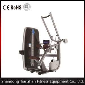 Club Fitness Equipment / Gym Machine / Tz-008 Lat Pulldown pictures & photos