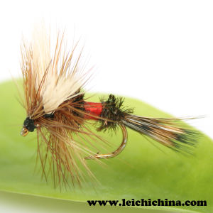 Fly Fishing Flies Wholesale Dry Fly Royal Wulff pictures & photos