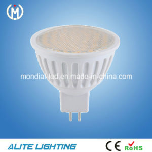 CE MR16 Gu5.3 12V SMD LED Spotlight LED Lamp (AS05-3W/4W)