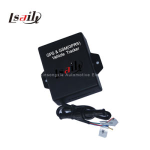 """Professional GPS Tracking Devece with """"Built-in"""" Sirf4 GPS Receiver/GSM Module/CPU pictures & photos"""