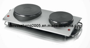 Double Hot Plate with Two Heating Control, Double Stove