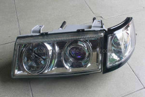 Crystal Head Lamp for Lada 2110