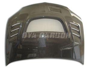Carbon Fiber Front Hood for Mitsubishi Lancer EV08 pictures & photos