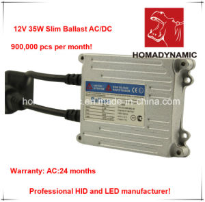 HID Xenon Ballast in 12V 35W AC/DC All Factory Direct pictures & photos