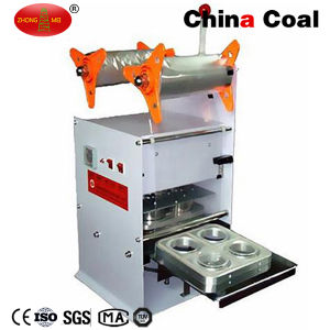 Nc4 Manual Plastic Juice Cup Sealing Machine pictures & photos