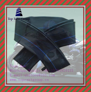400-18, 410-18, 460-18, 90/90-18, 100/90-18 Butyl, Super Quality Motorcycle Inner Tube pictures & photos