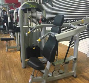 Seated Straight Arm Clip Chest Press Gym Machine A6-002A pictures & photos