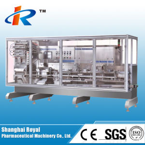 DGS350 Syrup Plastic Ampoule Forming Filling Sealing Machine pictures & photos