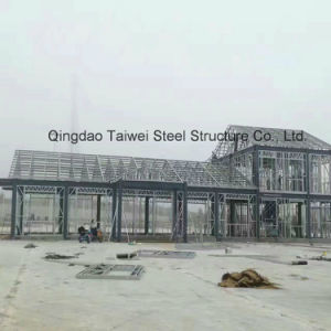 Light Steel Frame House for Spanish Market pictures & photos