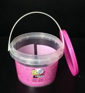 600ml Plastic Bucket pictures & photos