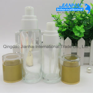 Crystal Round Glass Perfume Bottle Manufacturer pictures & photos