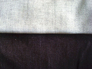 Modal Rayon Blenched Stretch Denim Fabric pictures & photos