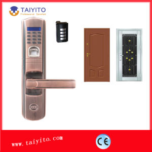 Promotional Biometric Fingerprint Door Lock for a Building