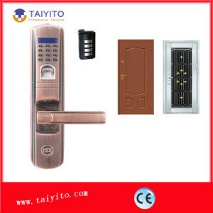 Promotional Biometric Fingerprint Door Lock for a Building