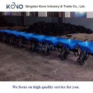 High Quality South American Construction Wheel Barrow pictures & photos