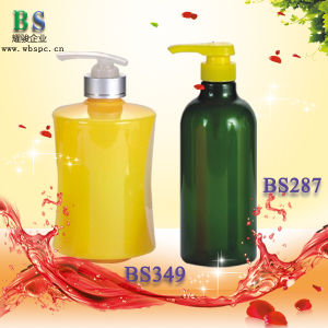 Plastic Liquid Soap Container for Shampoo pictures & photos