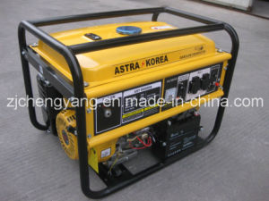 5kw Astra Korea Gasoline Generator (AST9000ES) pictures & photos