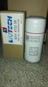 Liutech Air Oil Separator for Air Compressor Spare Parts pictures & photos