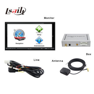 Special Navigation System for Sony with 400*234 pictures & photos