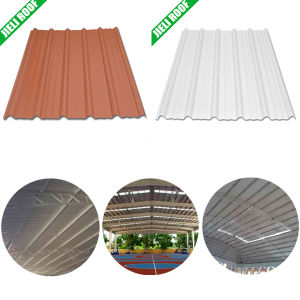 PVC Plastic Roof Panel for Industry pictures & photos