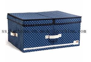 Super Non-Woven Fabric Folding Storage Box Organizer (TN-SBX 228)