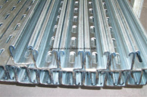 Galvanized Steel Uni Struct for Solar Energy Supporting pictures & photos