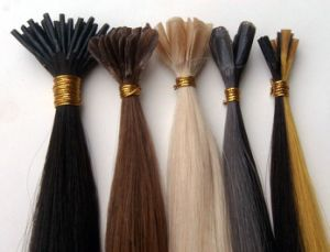 Fusion Hair Extension, Micro Ring Hair Extension, I Tip Hair Extension
