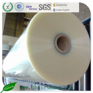 Silicone Coated 75 Micron Clear Pet Release Film pictures & photos